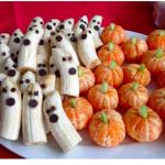 Banana Orange Halloween